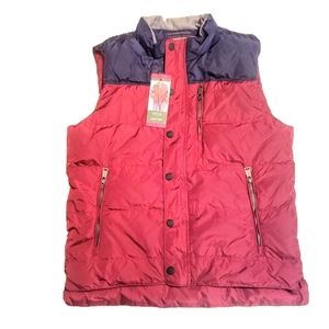 NWT Orvis Down Filled Puffer Vest